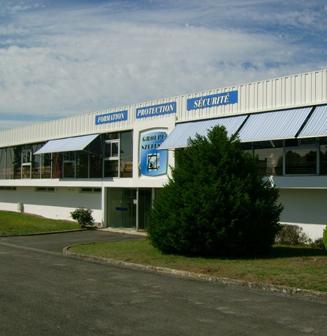 Les locaux du Groupe Szelest formation à Saintes